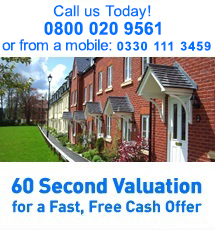 Call us to sell your house fast for cash