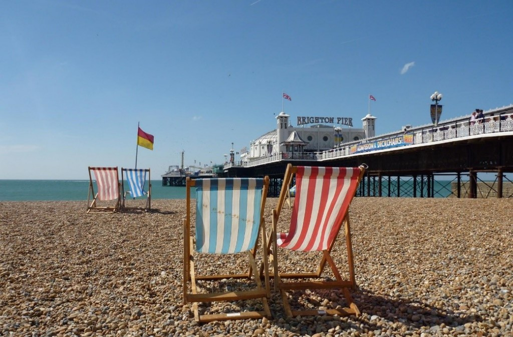 Brighton - The Seaside City
